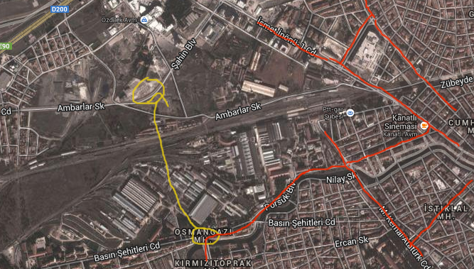 Eskişehir Trafik