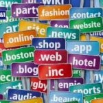 new domain extensions 2014